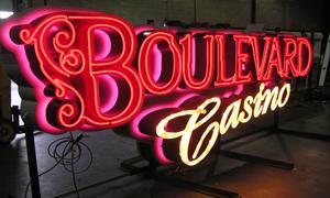 Роскошное игровое заведение Boulevard Casino
