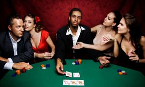Поведение игрока за столом в онлайн покере